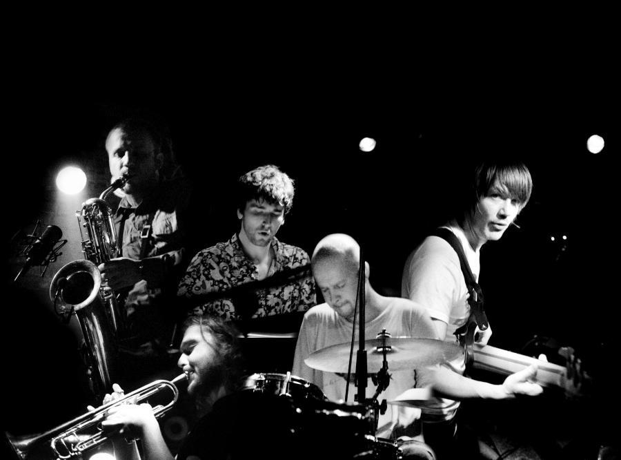 Free jazz w warszawskim TR