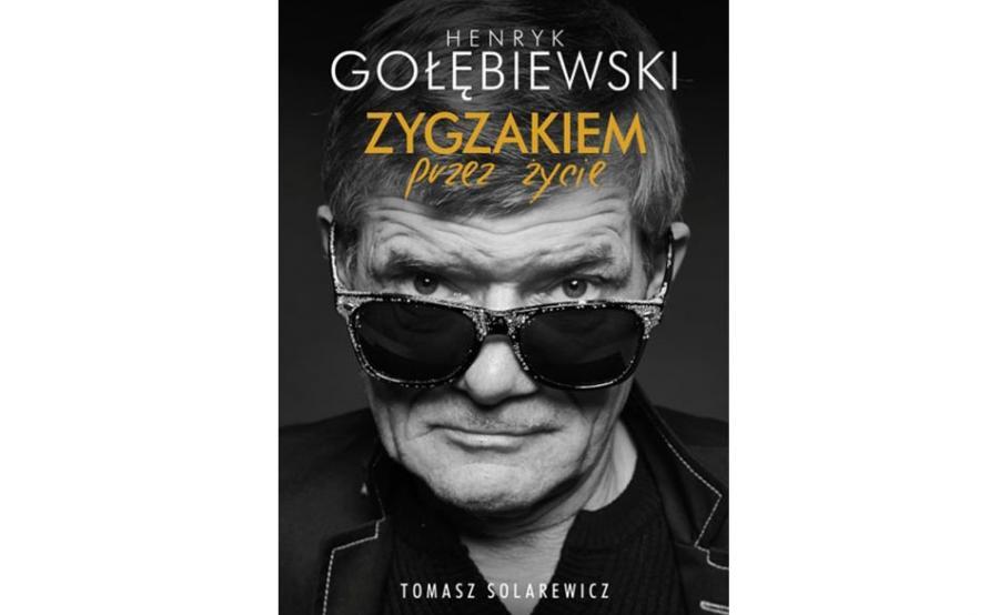 okładka książki Henryka Gołębiewskiego \