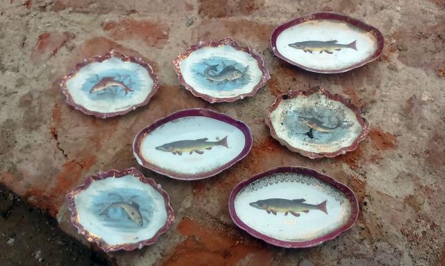 Porcelana, kryształy, stare naczynia... Co odkopano w piwniczce obok Sejmu? [ZDJĘCIA]