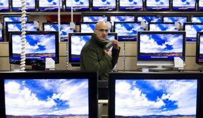 Unia zakaże produkcji wielkich telewizorów?