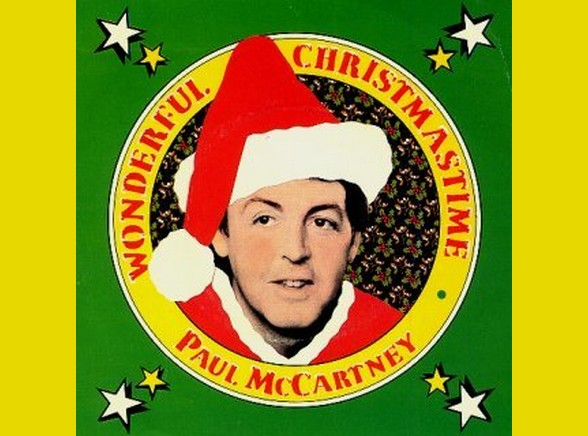 "Paul McCartney ""Wonderful Christmastime"""