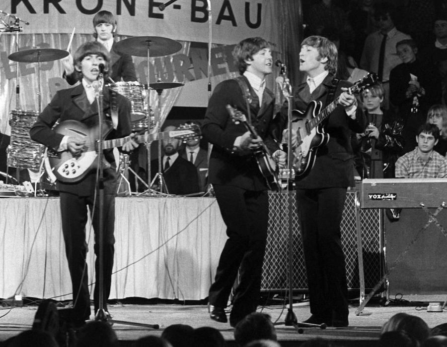 """Please Mr Postman"" – The Beatles"