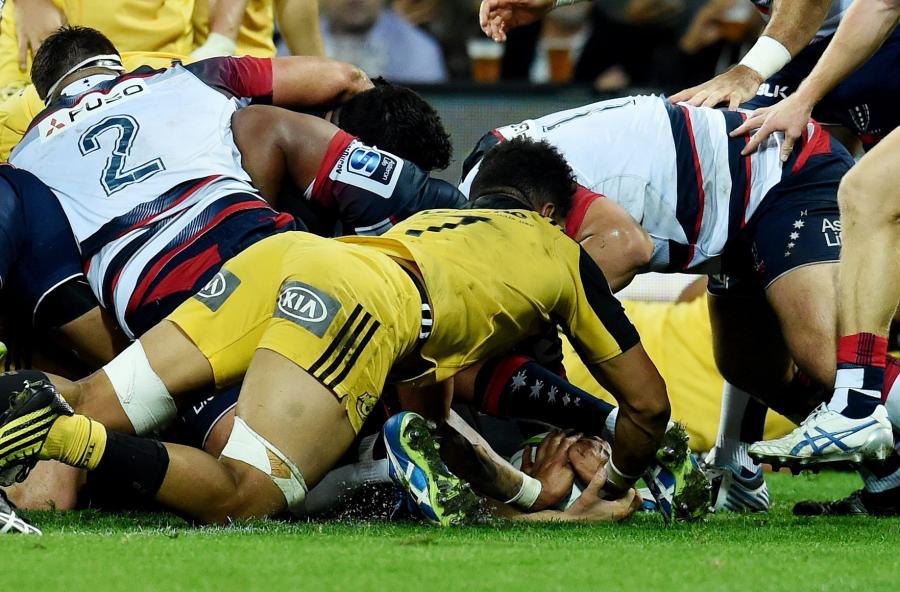 To nie jest sport dla mięczaków. Rugby odsiewa chłopców od mężczyzn