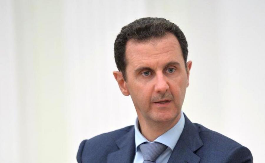 Baszar el-Asad (fot. Kremlin.ru)