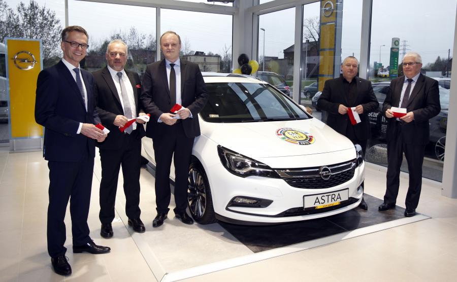 Opel astra sports tourer oficjalnie w Polsce