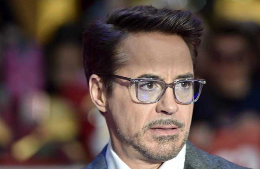 Robert Downey Jr. –czyli Tony Stark / Iron Man