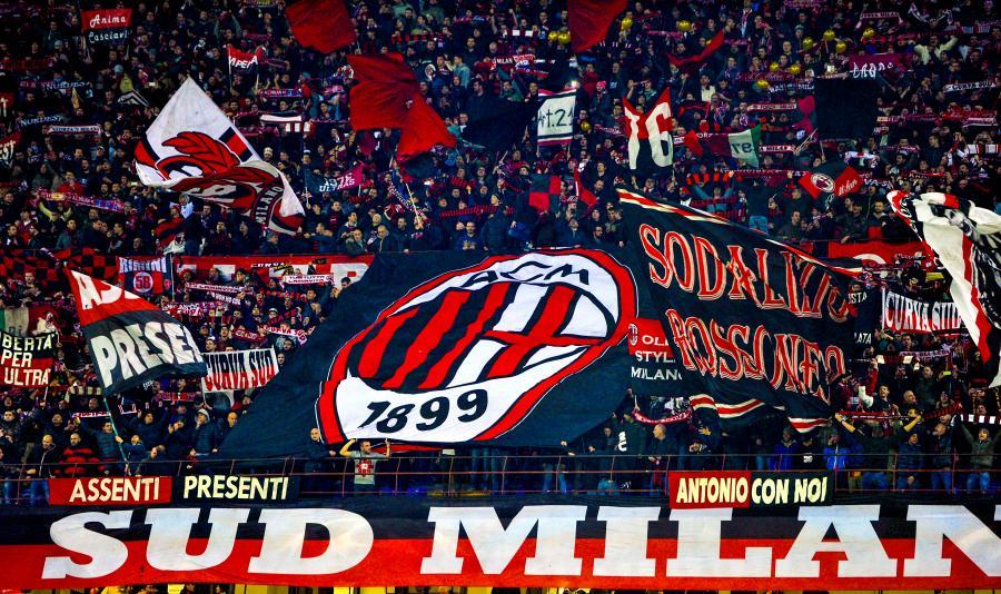 Kibice AC Milan