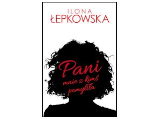 okładka książki Ilony Łepkowkiej \