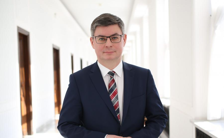 Jan Grabiec z PO