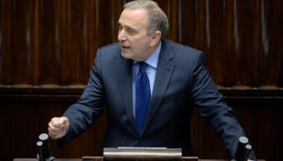 Wystąpienia lidera PO Grzegorza Schetyny w Sejmie