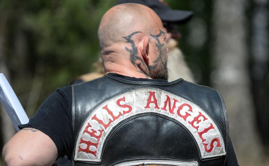 Zlot Hells Angels w Polsce