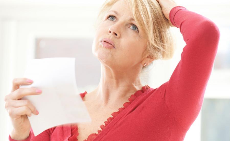 Menopauza wpływa na nadwrażliwość zębów - PRAWDA