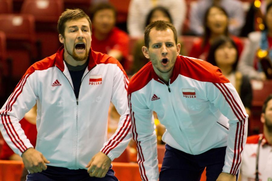 Michał Kubiak (L) i Bartosz Kurek (P)