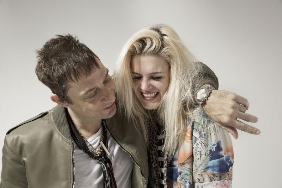 The Kills tworzą Alison Mosshart i brytyjski gitarzysta Jamie Hince