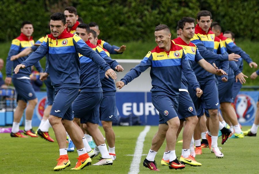 Piłkarze reprezentacji Rumunii