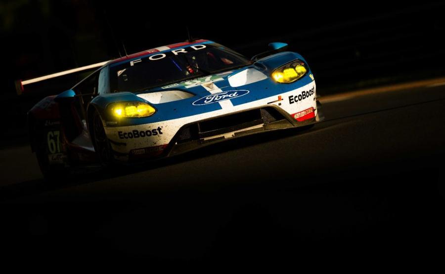 W Le Mans solidny powrót do gry zaliczył Ford