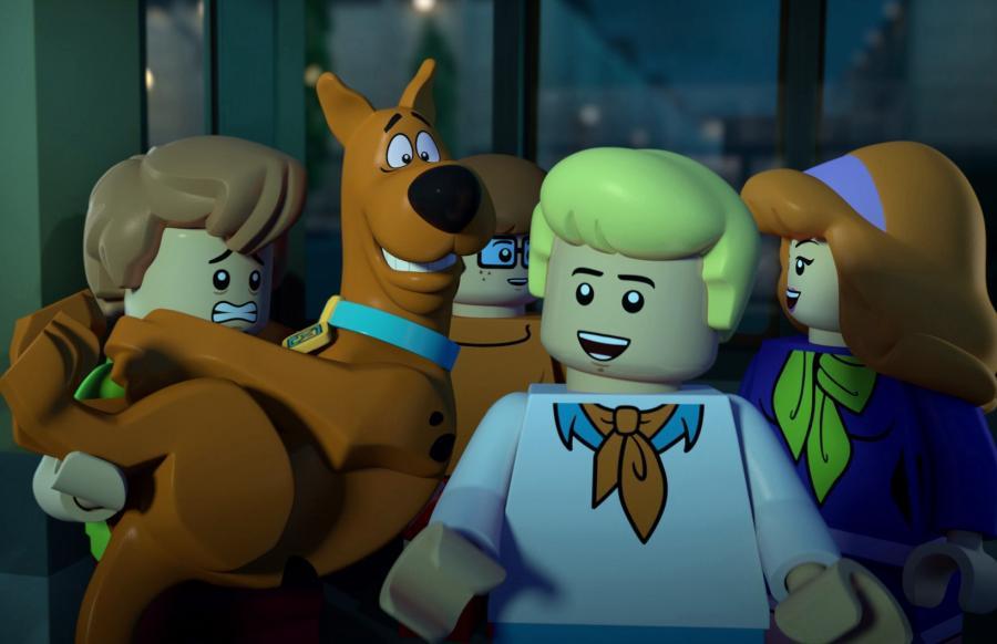 """""""LEGO Scooby-Doo: Nawiedzone Hollywood"""""""