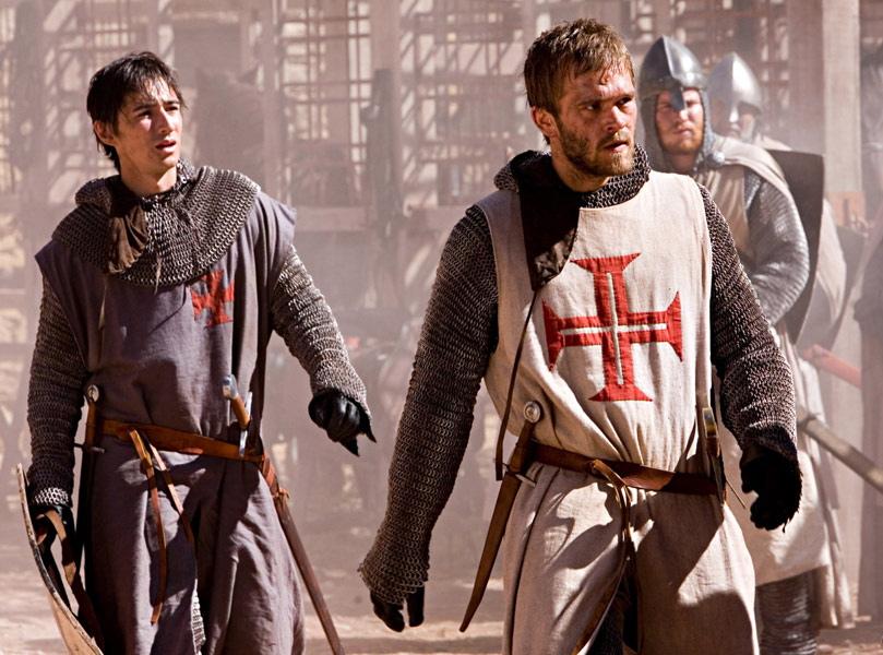 Templariusze. Miłość i krew. Romans zbyt średniowieczny