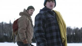 "Kadr z filmu ""Edge of Winter"""