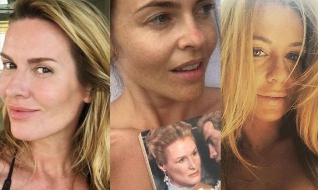Polskie gwiazdy pokazały, jak wyglądają bez makijażu [FOTO]