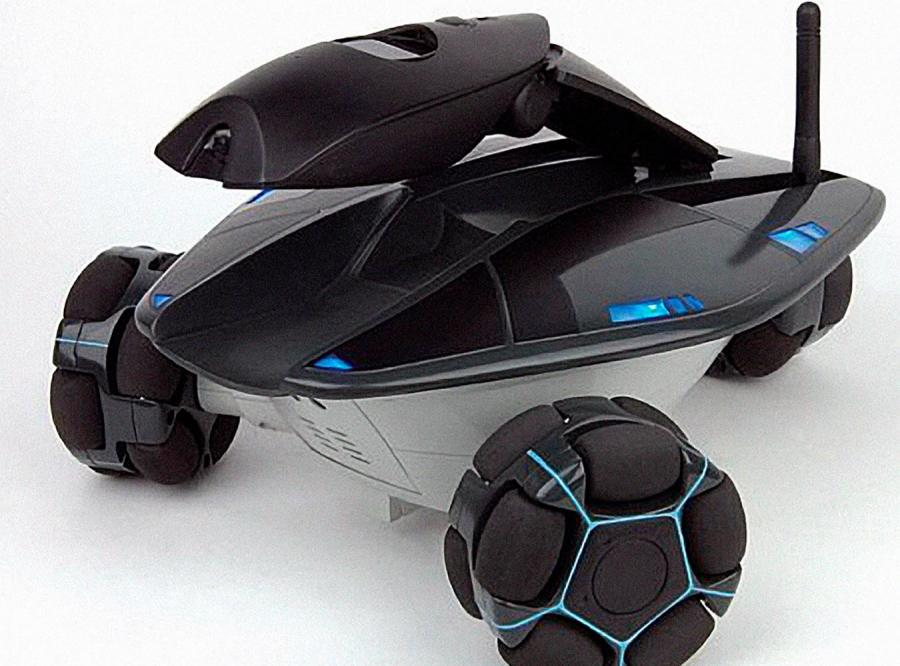 W Las Vegas można podziwiać Robota firmy WowWee Rovio fot. materialy prasowe