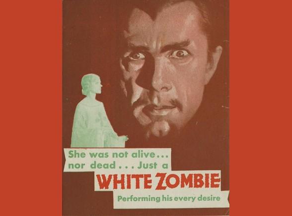 Biały zombie
