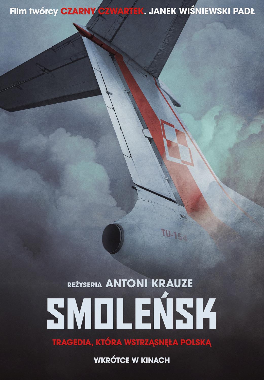 "Oficjalny plakat filmu ""Smoleńsk"""