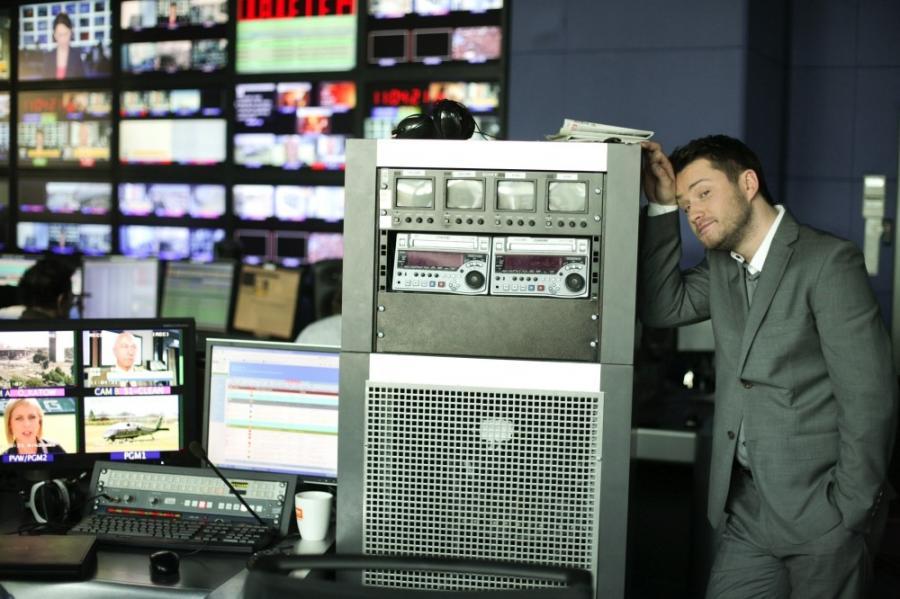 Jaroslaw Kuzniar w TVN24