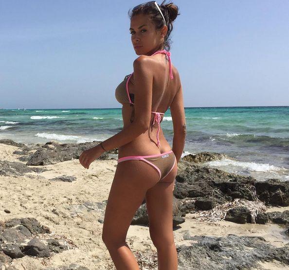 Natalia Siwiec w bikini