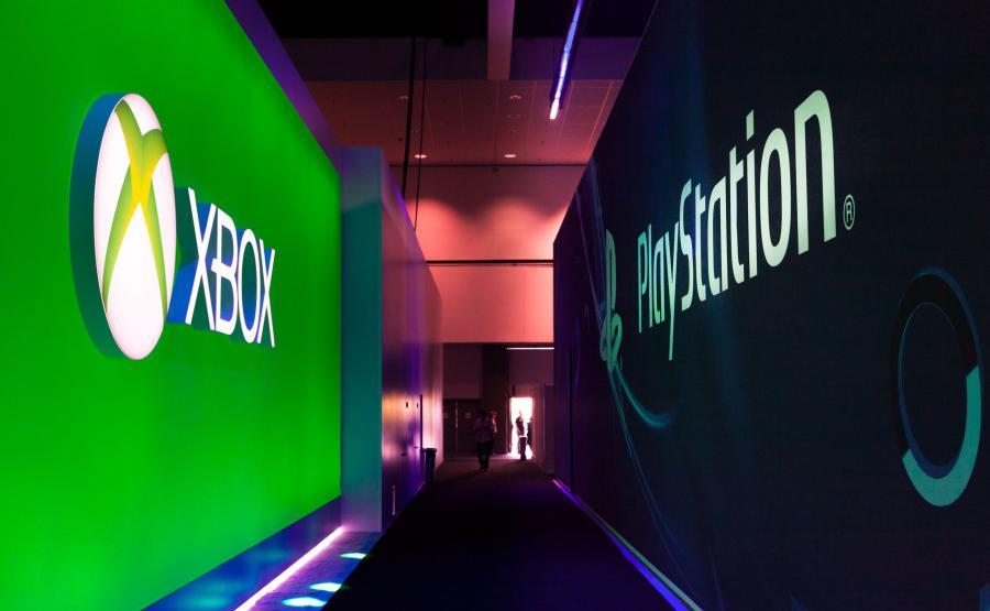 Xbox kontra Playstation