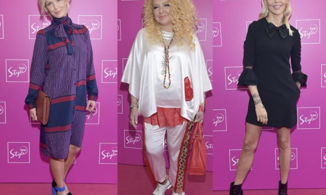 Co jedna to piękniejsza: gwiazdy na prezentacji jesiennej ramówki TVN Style. FOTO
