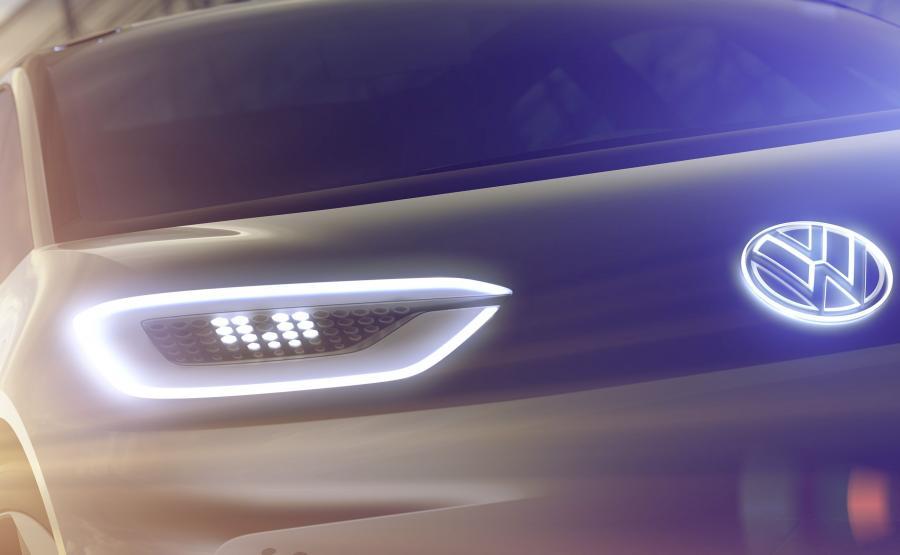 Volkswagen na prąd niczym... garbus