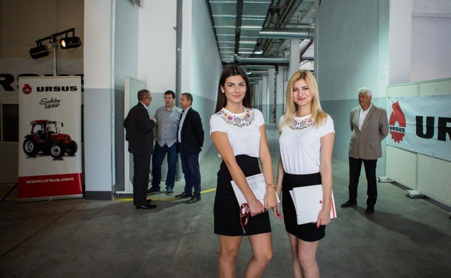 Otwarcie nowej hali produkcyjnej Ursusa w Lublinie