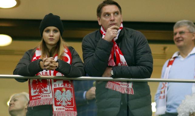 Lis z córką, Olejnik z partnerem i żony piłkarzy. Oni wszyscy \