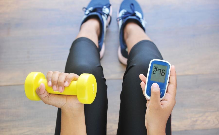Cukrzyca i wysiłek fizyczny. Aktywność pomaga w walce z chorobą