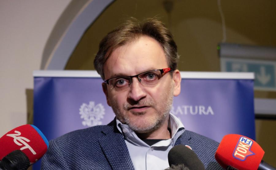 Prokurator Piotr Baczyński