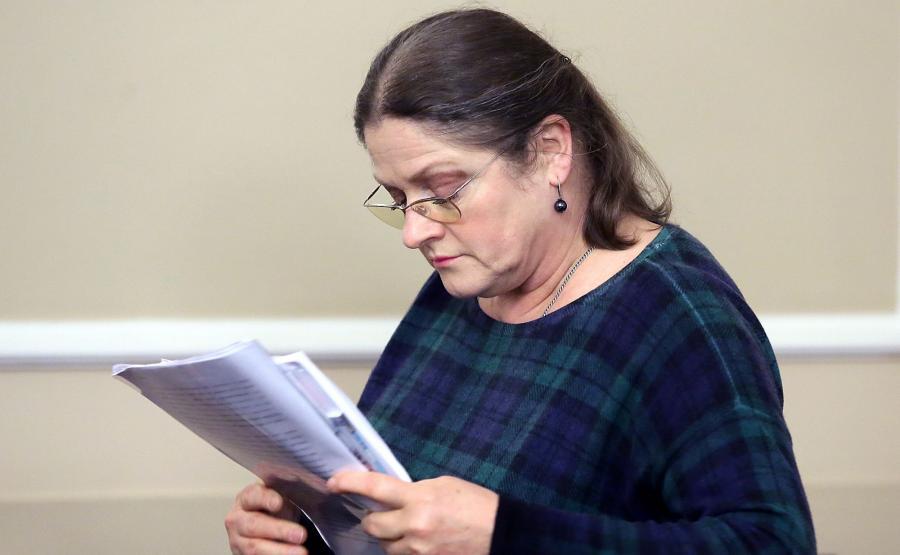 Profesor Krystyna Pawłowicz