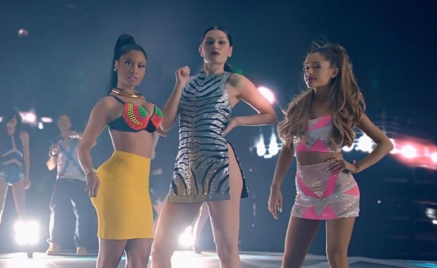 Jessie J, Ariana Grande And Nicki Minaj - Bang Bang