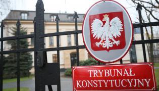 Budynek Trybunału Konstytucyjnego