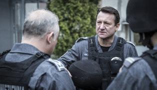 """Robert Więckwicz w filmie """"Konwój"""". Premiera 13 stycznia 2017 roku."""