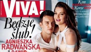 Agnieszka Radwańska i Dawid Celt