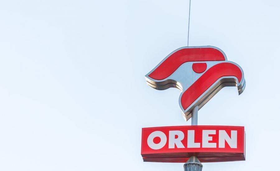 Logo Orlenu