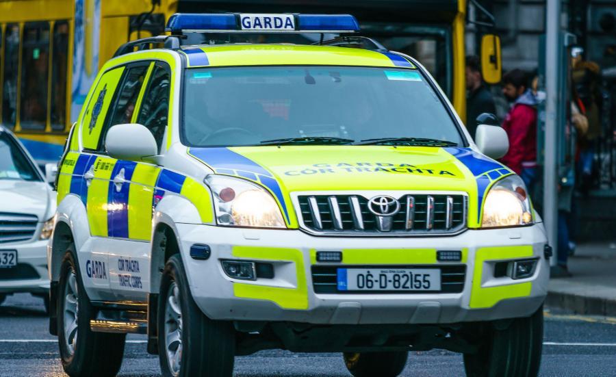 Irlandzka policja