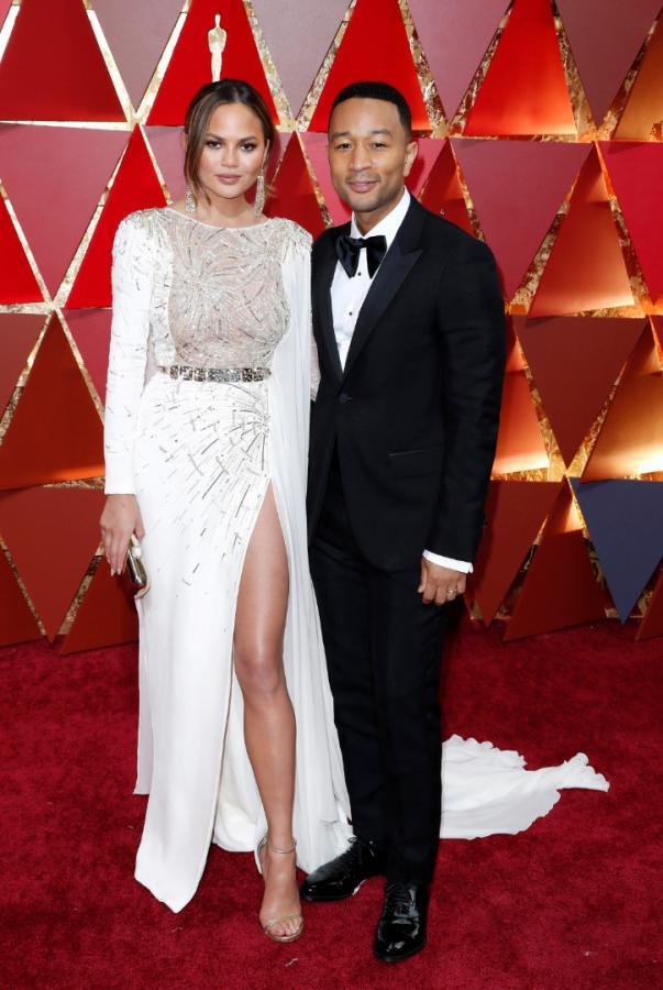 Chrissy Teigen i John Legend
