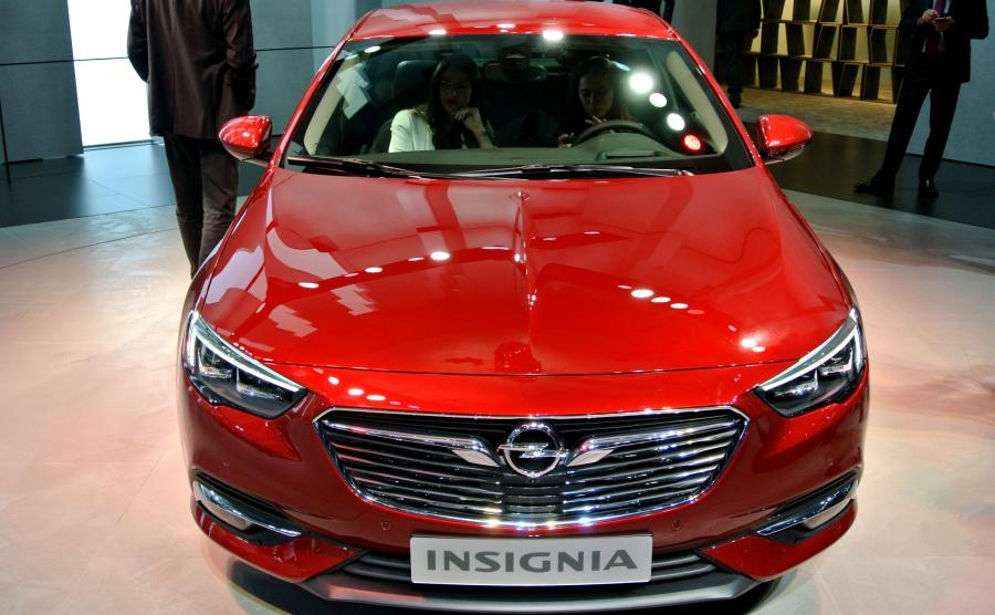 Opel insignia grand sport Exclusive