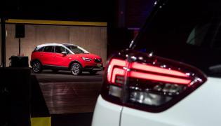 Opel crossland X
